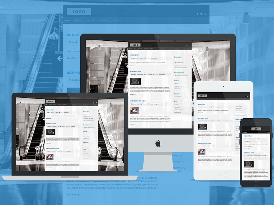 Topcat-Lite WordPress theme