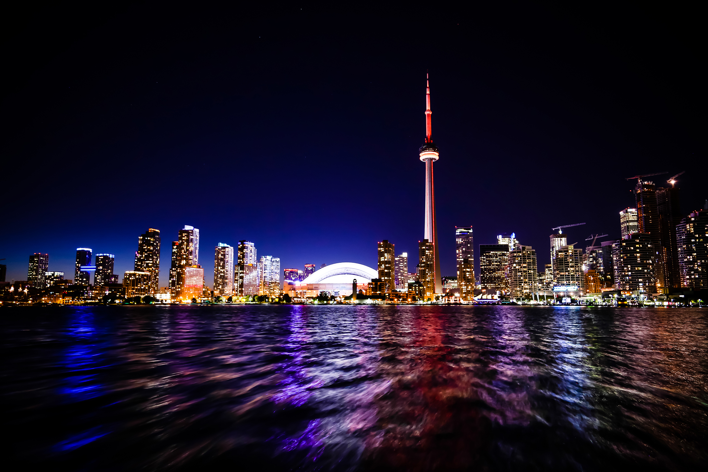 Toronto City Scape